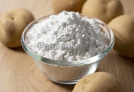 potatoes and potatoes