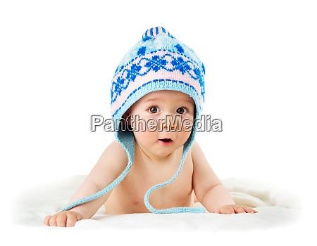 baby, isolated, on, white, background - 28980724