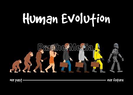 evolution our future