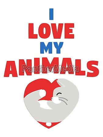 i love my animals