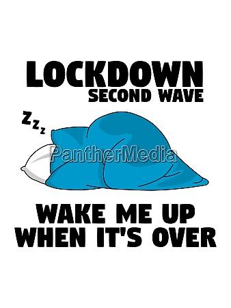 lockdown second wave