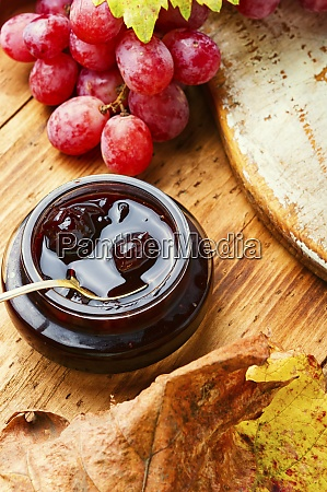 homemade berry jam