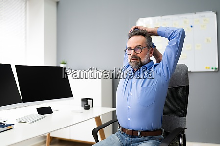 stretching office workout desk stretch exercise