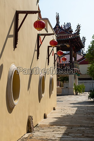architecture heritage old building cheah kongsi