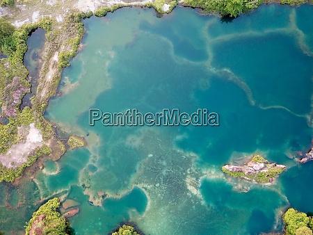 clear view lake at guar petai