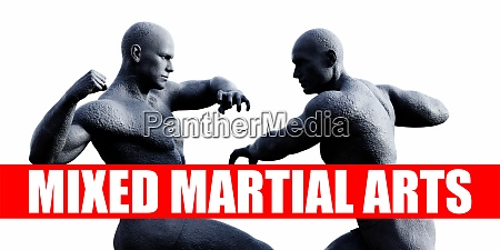 class combat fighting sports background