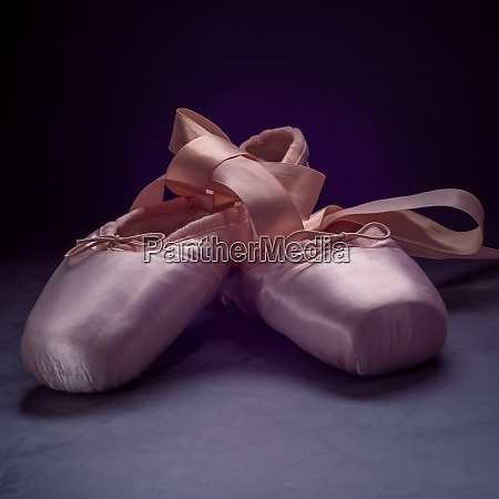 pointe shoes ballet dance shoes with