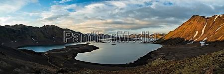 langisjor lake iceland