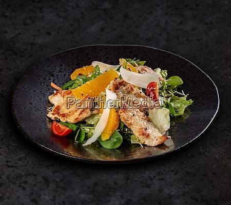 healthy lunch menu