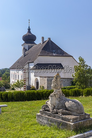 monastery winery thallern near gumpoldskirchen lower