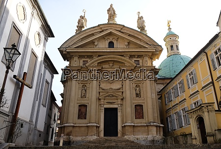 st catherine church and mausoleum of