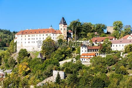 vimperk castle czech republic