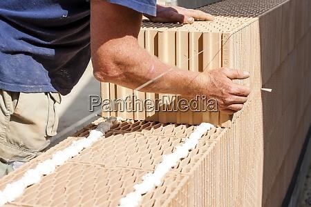 construction, site, in, ground, floor - 29016524