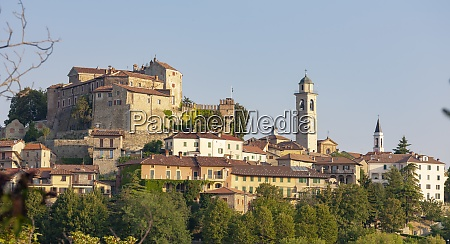 town molare in piedmont italy