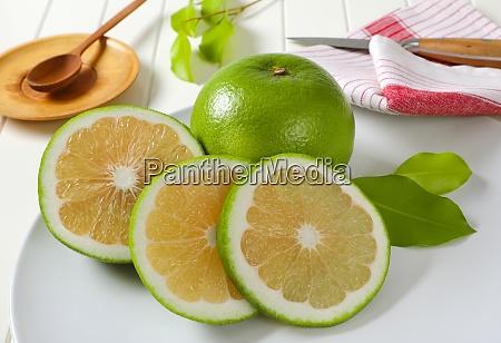 sweetie fruit green grapefruit pomelit