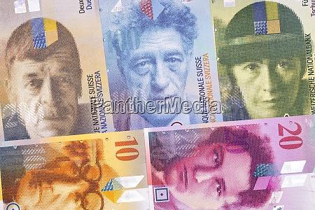swiss money a business background