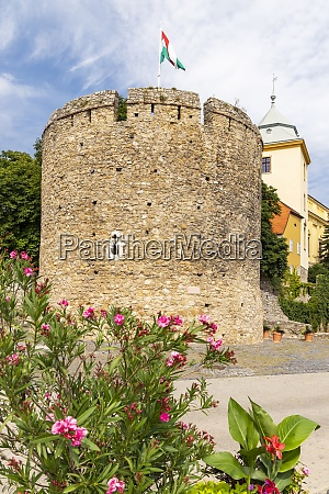 fortification in pecs baranya county hungary