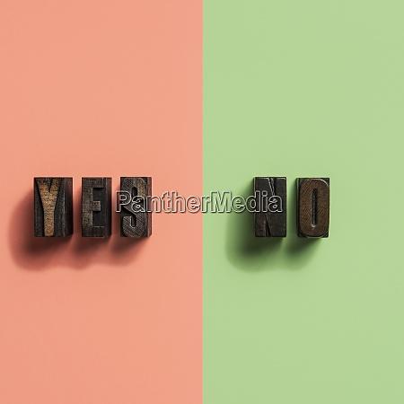 wooden printer font letters spelling words