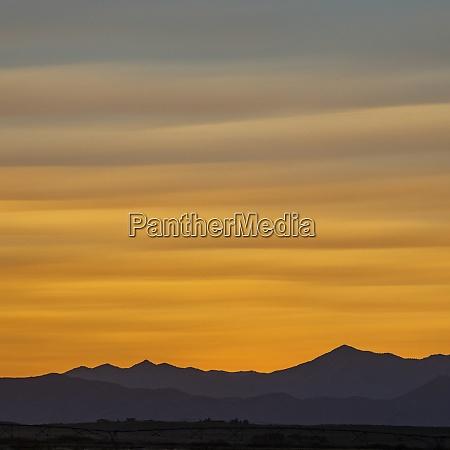 usa idaho sun valley dramatic sky