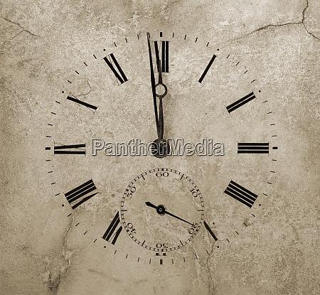 stone watch countdown to midnight