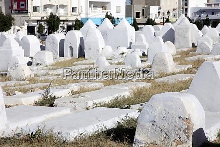 muslim cemetery kairouan tunisia