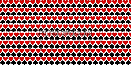 casino background seamless abstract pattern vector