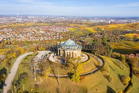 stuttgart grabkapelle grave chapel wuerttemberg rotenberg