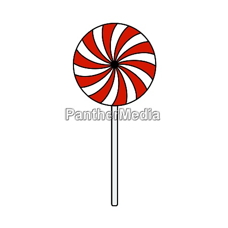 stick candy icon