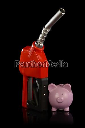 gas pump savings