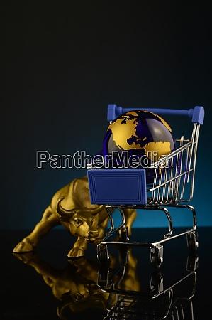global bullish supermarket