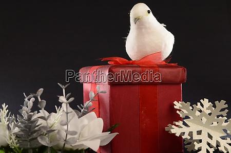 red christmas gift