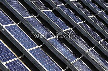 solar collector field for sustainable energy