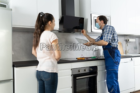 home extractor appliances installation and repair