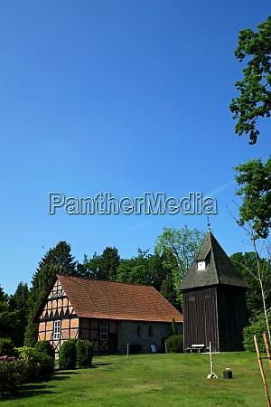 heidekirche st magdalenen in undeloh