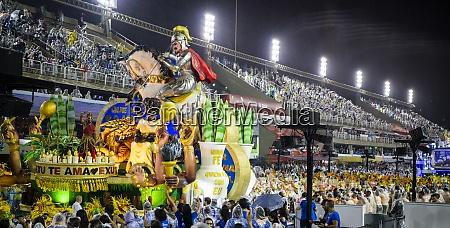 samba, parade, at, the, 2020, carnival, champions - 29041506