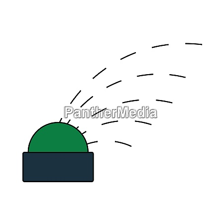 automatic watering icon