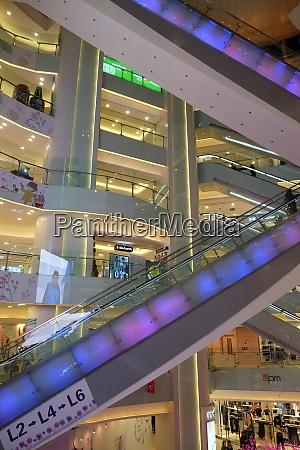 shopping mall in beijing china