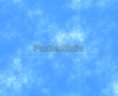 white clouds on blue sky texture