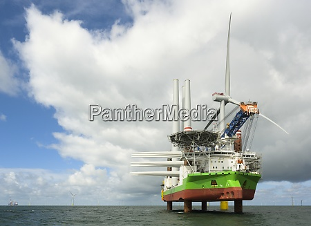 very, large, offshore, wind, farms, being - 29054821