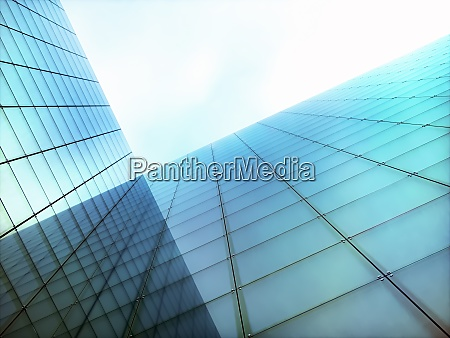 business world office building modern skyscraper
