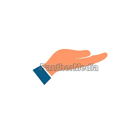 hand vector icon illustration design