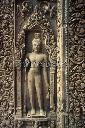 cambodia siem reap angkor kbal spean