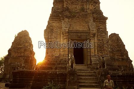 cambodia siem reap angkor pre rup