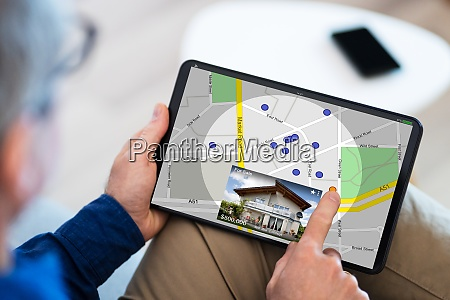 real estate house property search online