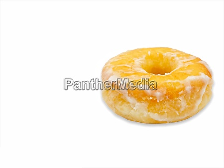 doughnuts isolated on white background
