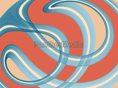 abstract multicolored background digital artwork design