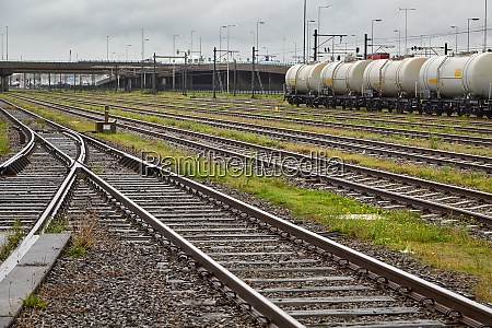 freight train wagons