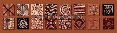 stylish set of tiles great design