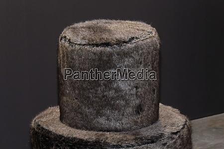 fur material design furniture