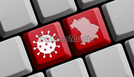 online informations coronavirus in bavaria in